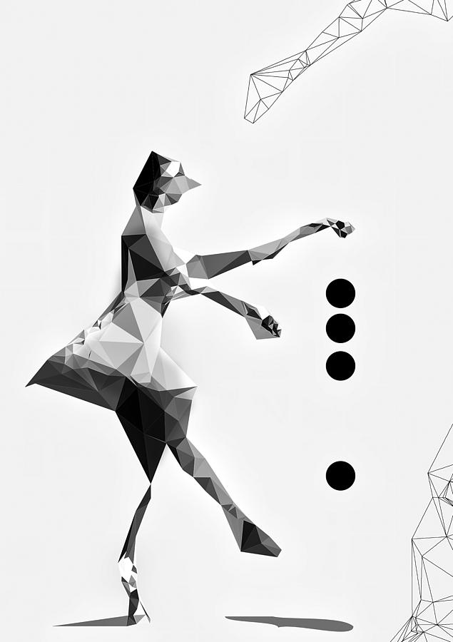 Untitled Digital Art - The Tourist by PandaGunda