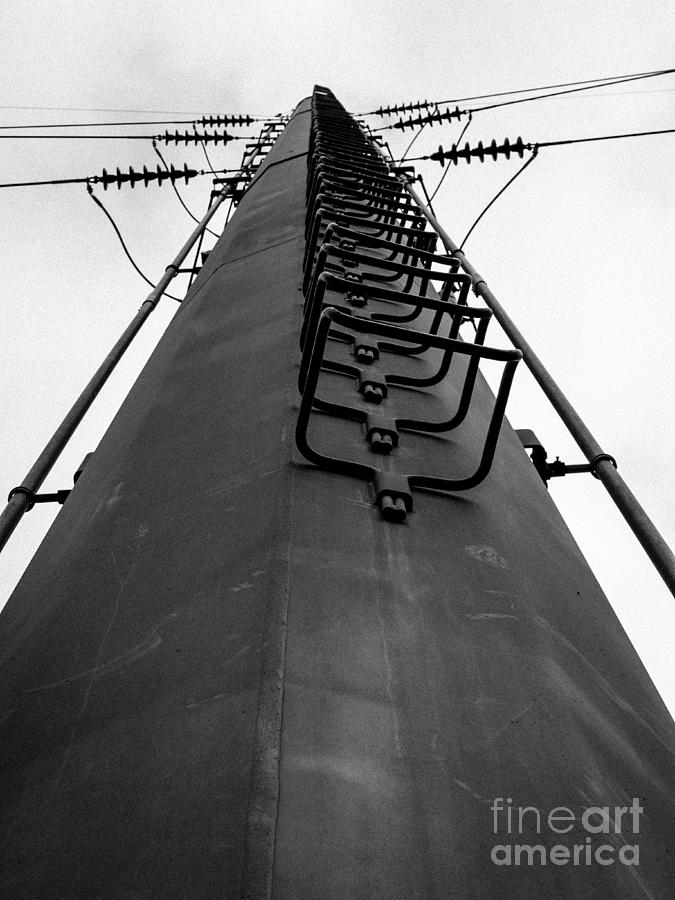 Power Photograph - The Tower by Edward Fielding