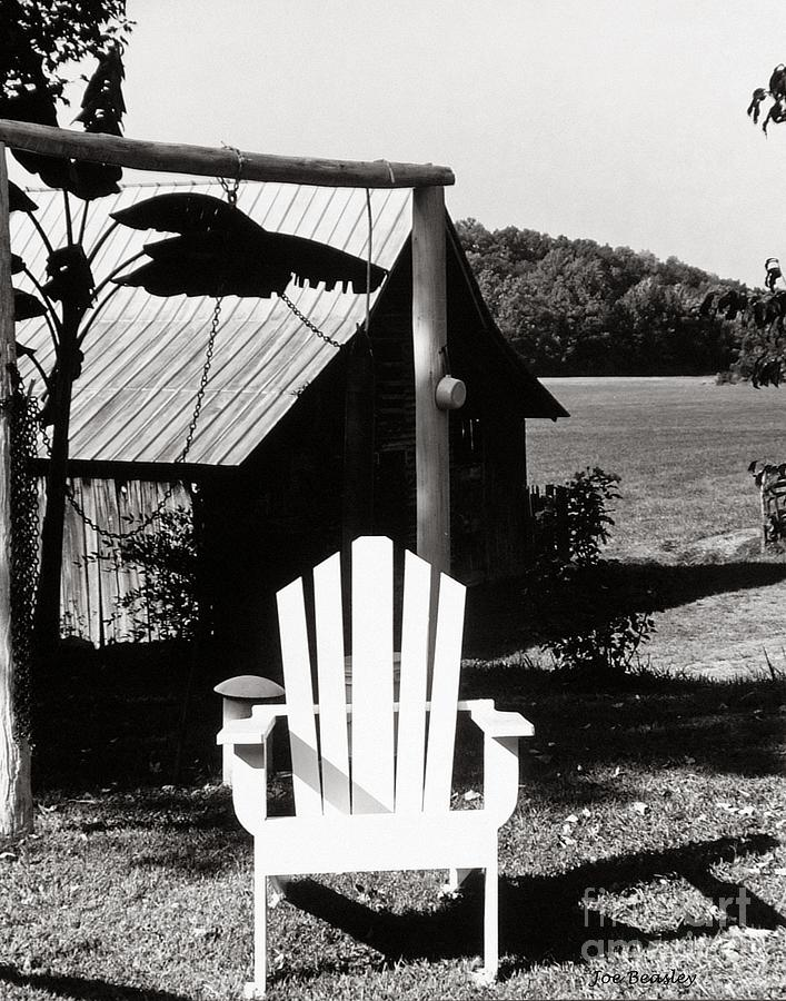 America Photograph - The Transporter Chair by   Joe Beasley