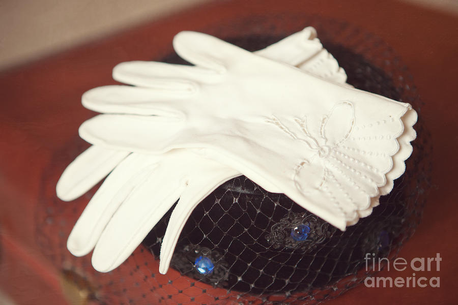 Clothing Photograph - The Trip-the Gloves by Kay Pickens