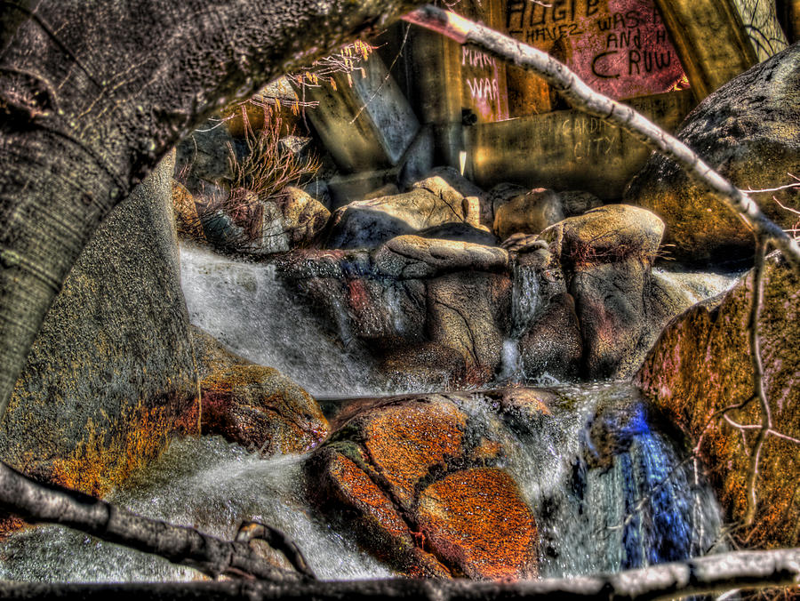 Yosemite Photograph - The Trolls Home by Bill Gallagher