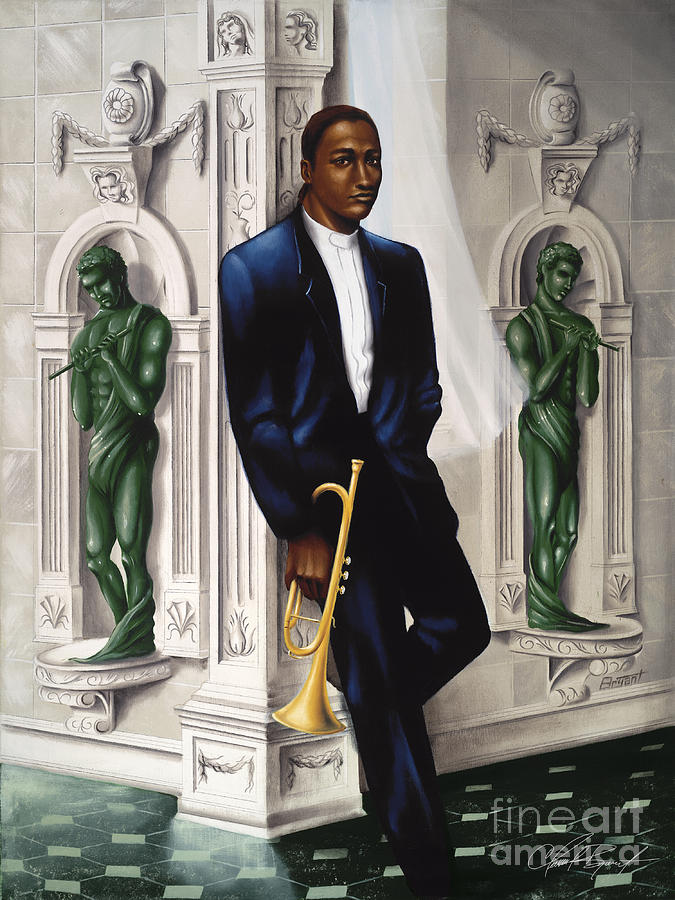The Trumpeteer by Clement Bryant
