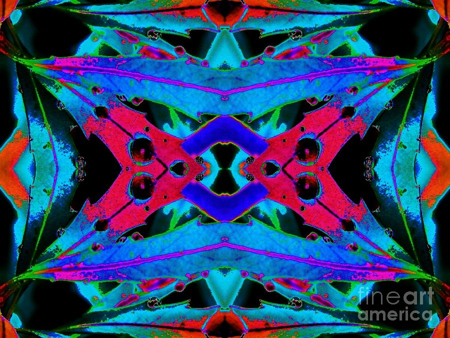 The Twins Digital Art - The Twins by Lorles Lifestyles