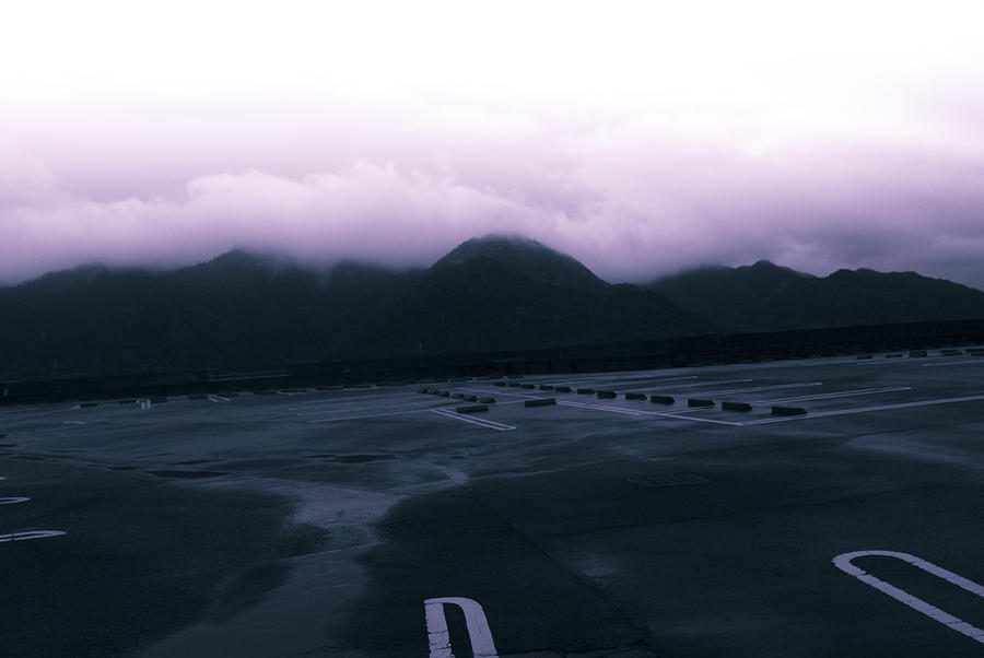 Japan Photograph - The Typhoon Before The Storm by Maia Rose