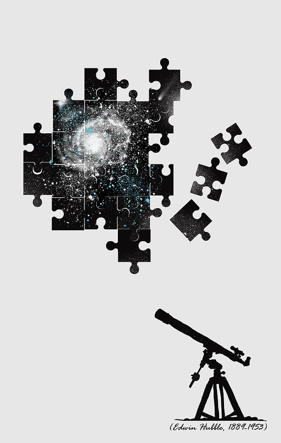 Universe Digital Art - The Unsolved Mystery by Neelanjana  Bandyopadhyay