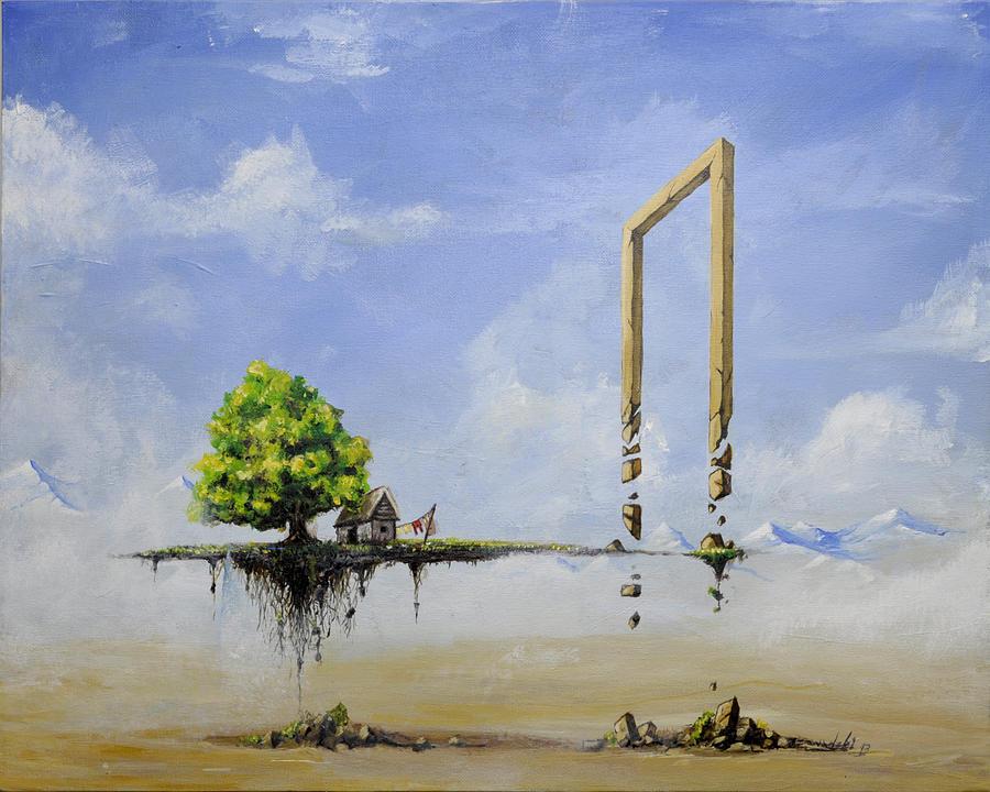 Landscape Painting - The Untold Story... by Mariusz Zawadzki