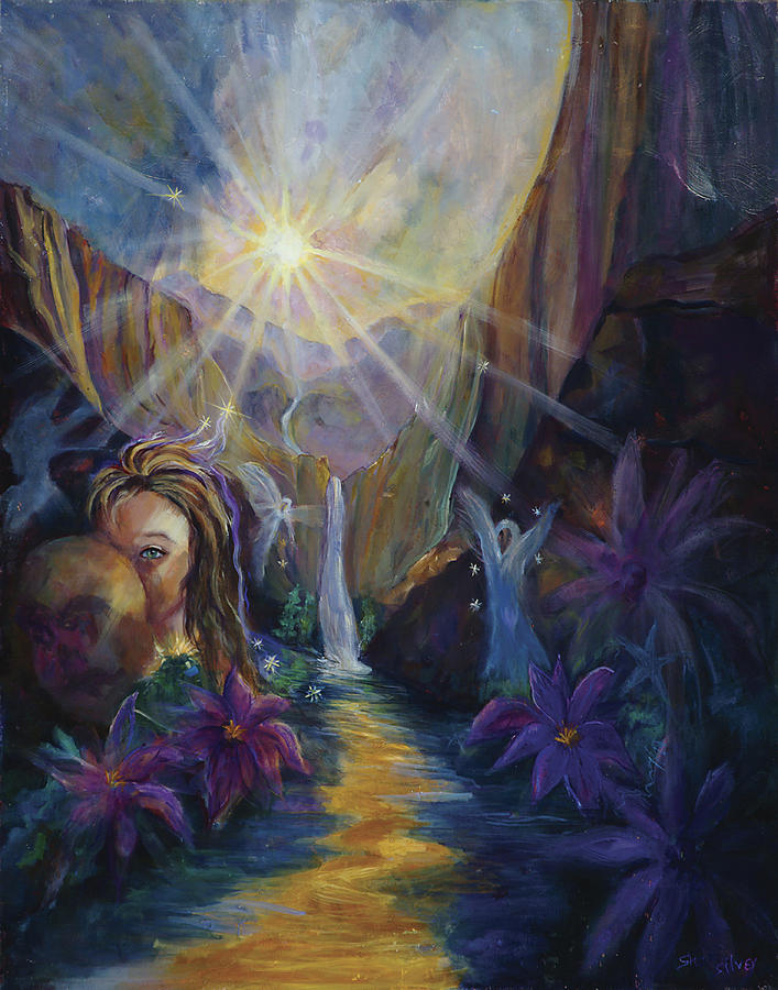 The Unveiling by Shari Silvey