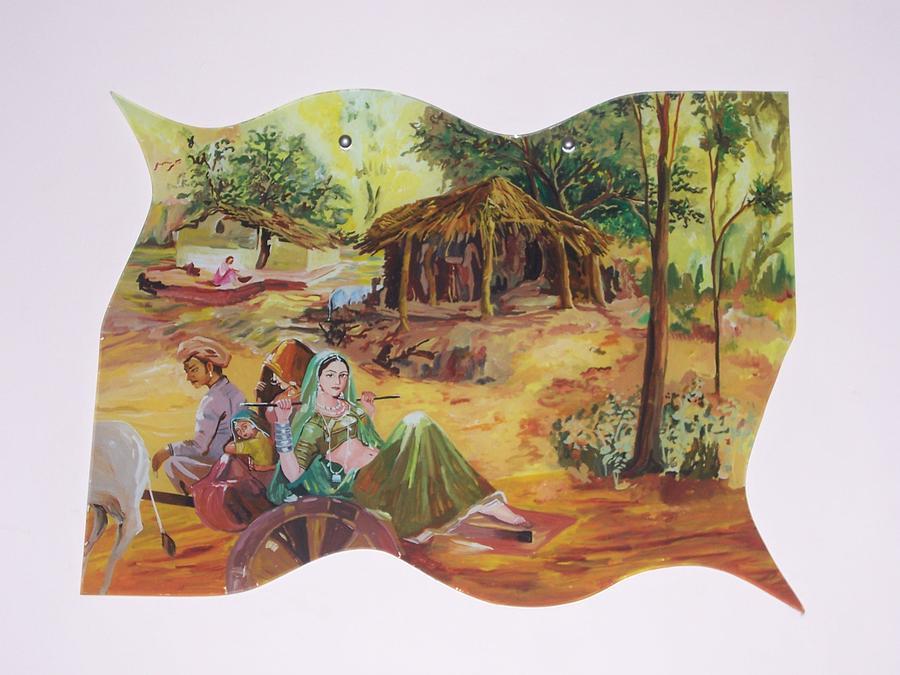 The Village Glass Art by Dvipa Thakkar