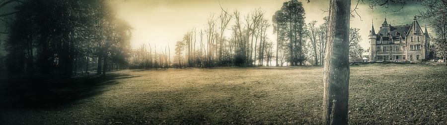 Landscape Photograph - The Vintage Castle by Stwayne Keubrick