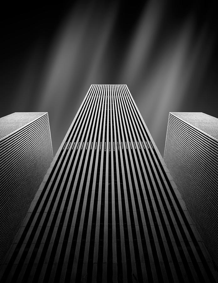 Architecture Photograph - The W by Olivier Schwartz