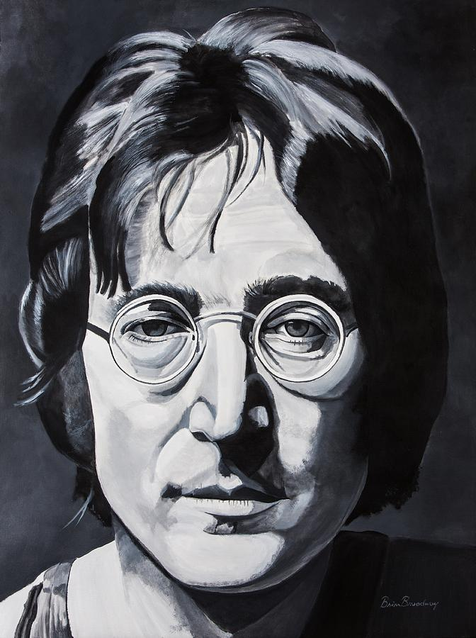 John Painting - The Walrus by Brian Broadway