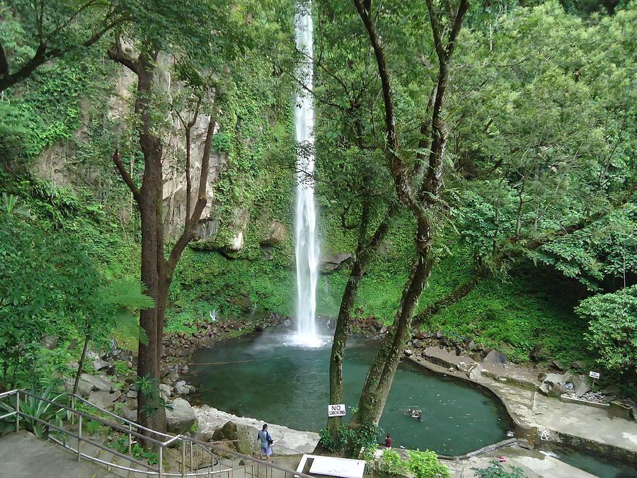 The Waterfalls Photograph by Fladelita Messerli-
