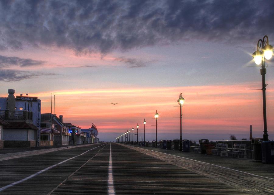 Ocean City Photograph - The Way I Like It by Lori Deiter