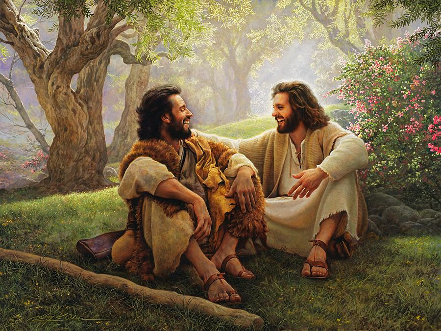 The Way of Joy by Greg Olsen