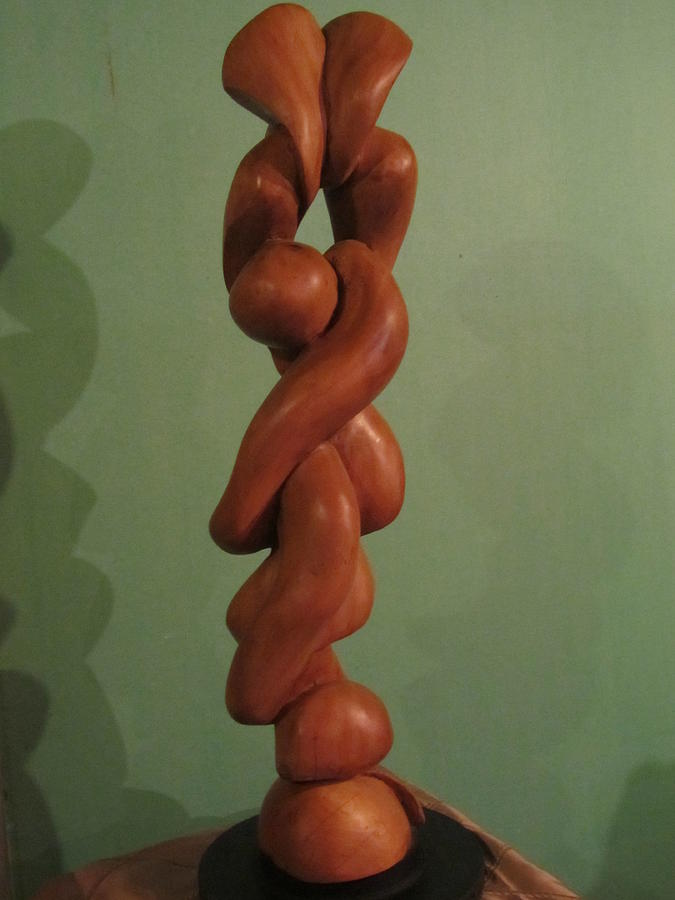 The Weight Sculpture by Noah Maggio