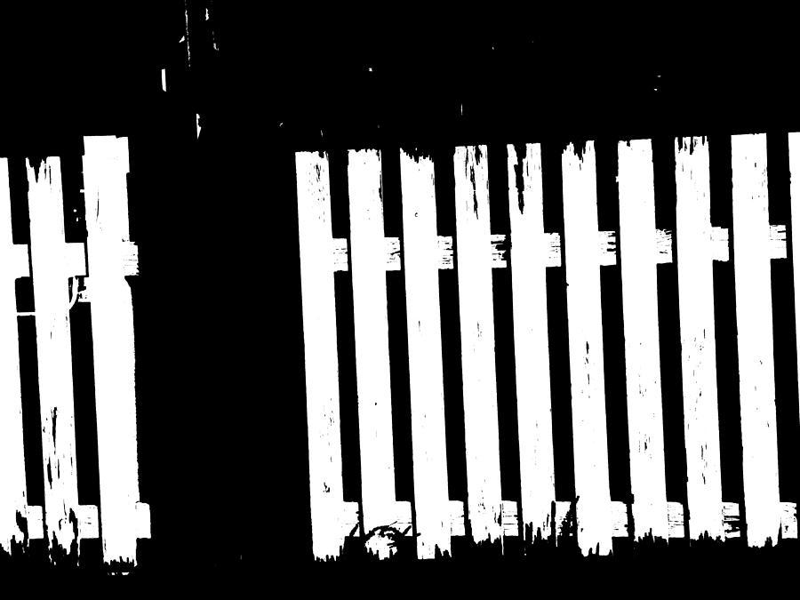 broken fence warning announcement - photo #26