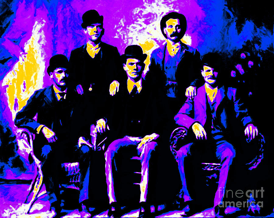 Butch Cassidy Photograph - The Wild Bunch 20130212m68 by Wingsdomain Art and Photography