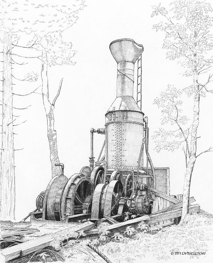 My first (ongoing) project | Model Engineer |Steam Donkey Engine Plans