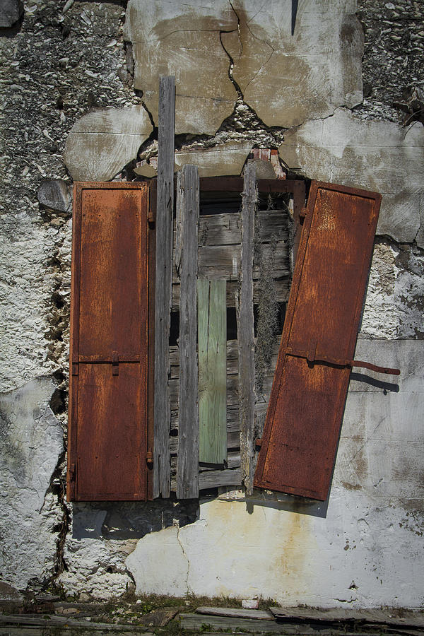 Brunswick Photograph - The Window by Debra and Dave Vanderlaan