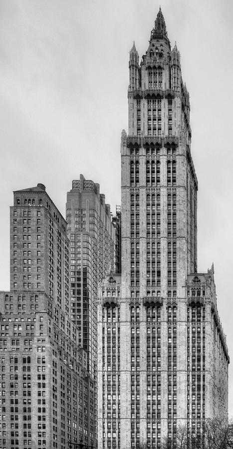 The Woolworth Photograph - The Woolworth Downtown by JC Findley