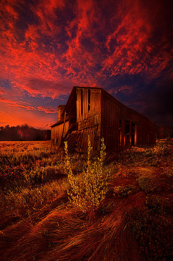 Storm Photograph - There Was A Time by Phil Koch
