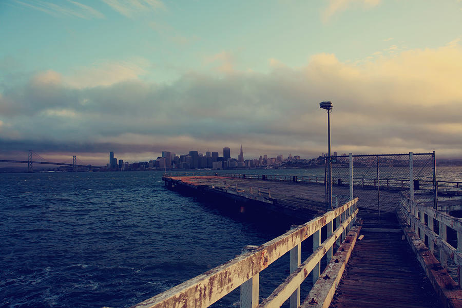 San Francisco Photograph - Theres Always Tomorrow by Laurie Search