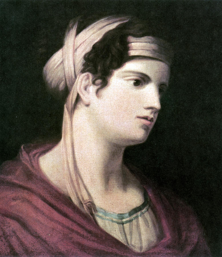 1805 Painting - Therese Von Brunsvik (1775-1861) by Granger