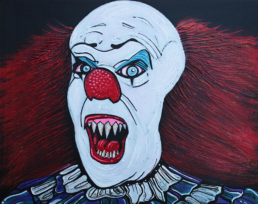 Barbosa Painting - They All Float by Laura Barbosa