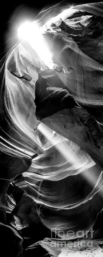 Antelope Canyon Photograph - They Are Coming by Az Jackson