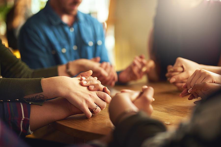 They Share A Strong Faith Photograph by Cecilie_Arcurs