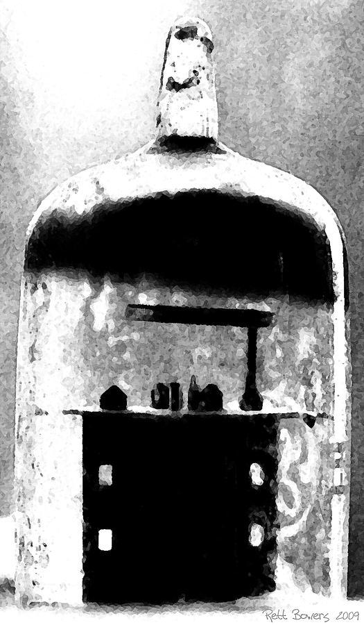 Vacuum Tube Photograph - Think Retro by Everett Bowers