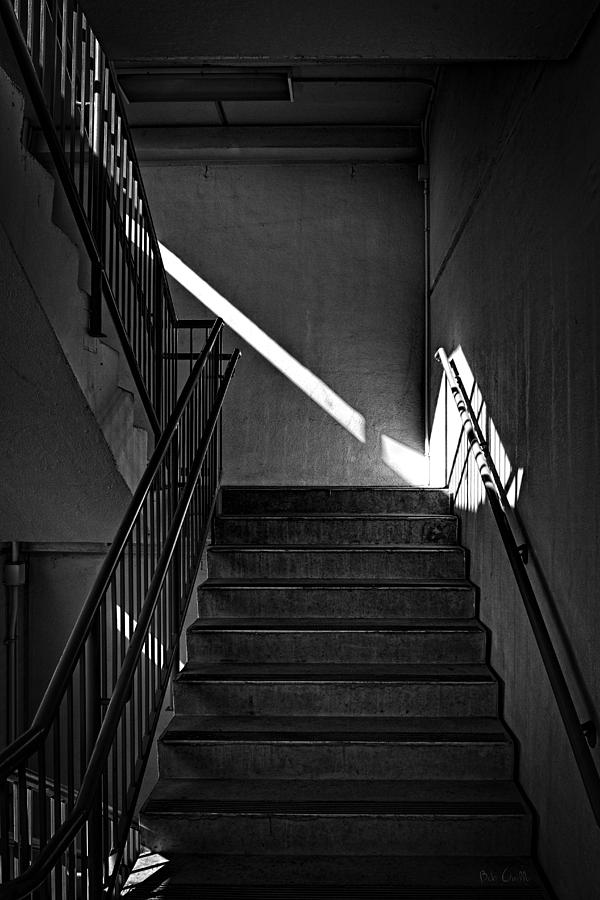 Industrial Photograph - Third Floor by Bob Orsillo