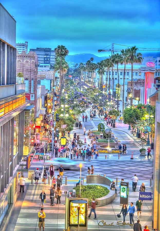 Third Street Promenade >> Third Street Promenade By Chuck Staley