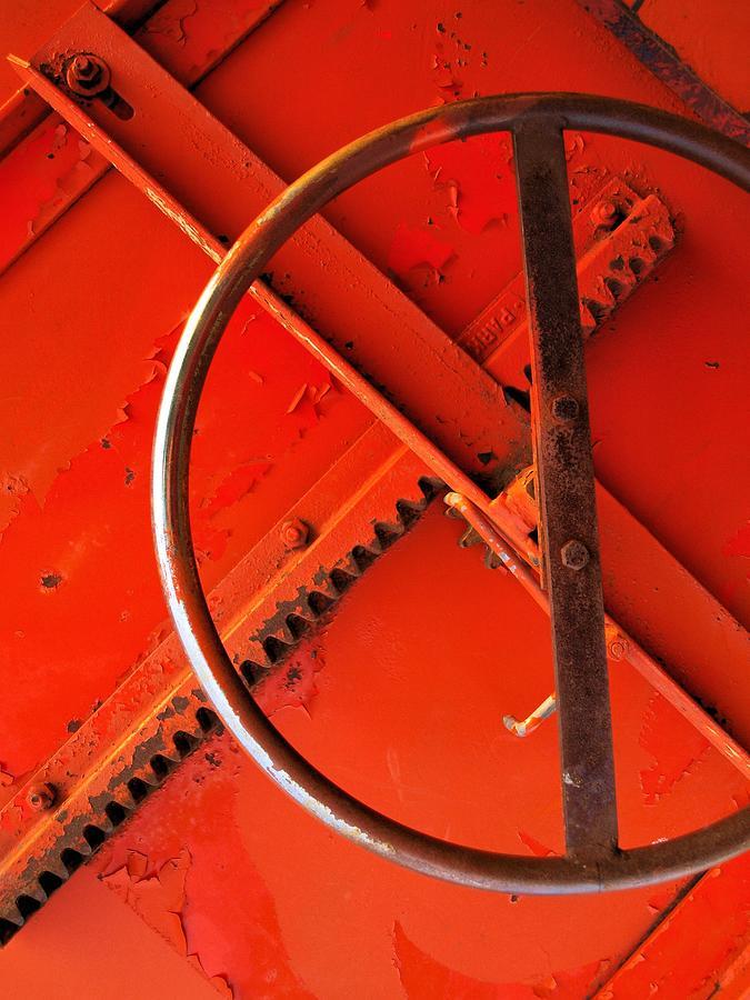 Third Wheel Photograph - Third Wheel by Tom Druin