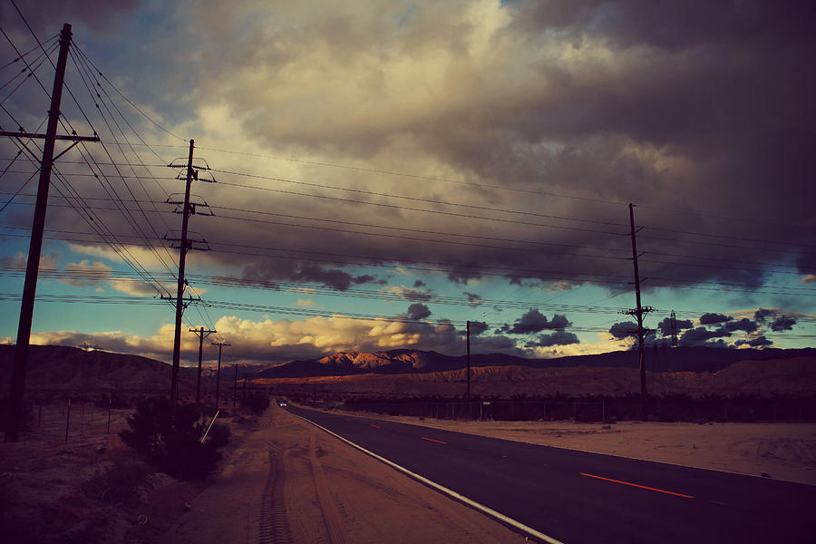 Palm Desert Photograph - This Journey Of Ours by Laurie Search