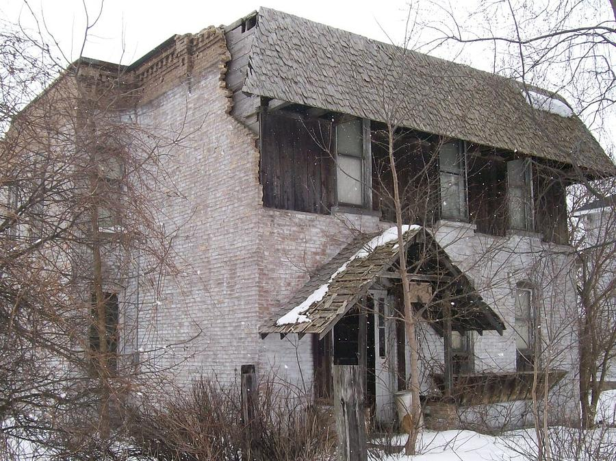 Trending Photograph - This Old House by Jonathon Hansen