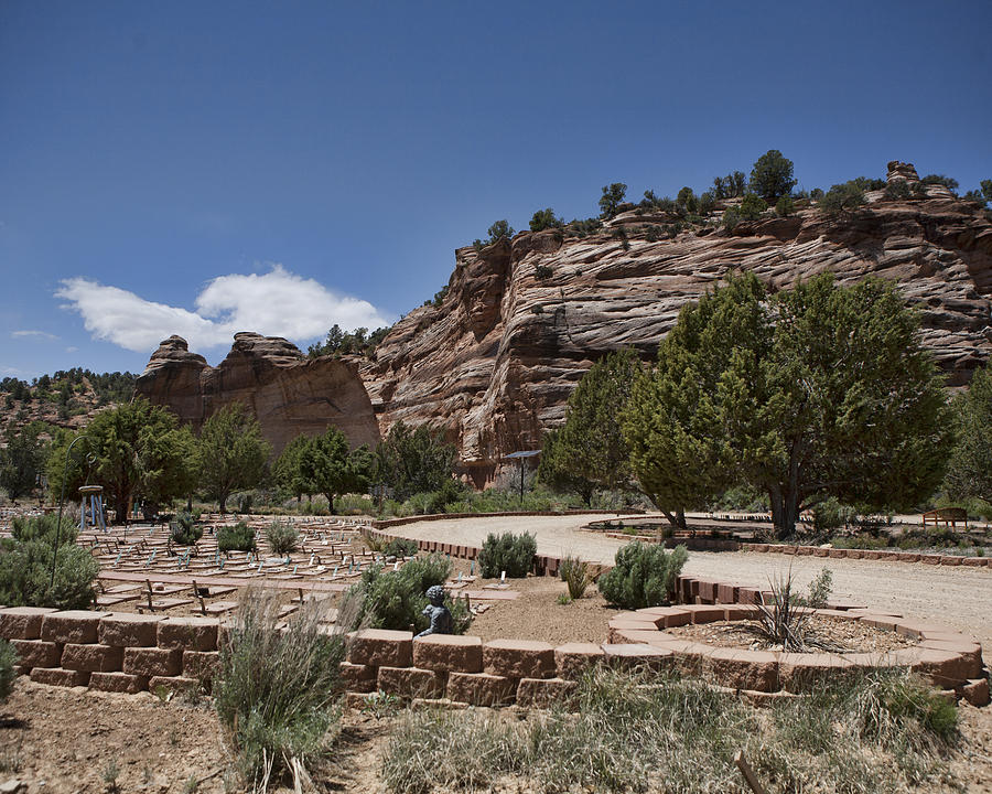 Kanab Photograph - This Side Of The Rainbow Bridge by Gregory Scott
