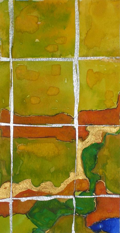 Abstract Painting - This Summer by Sandra Gail Teichmann-Hillesheim