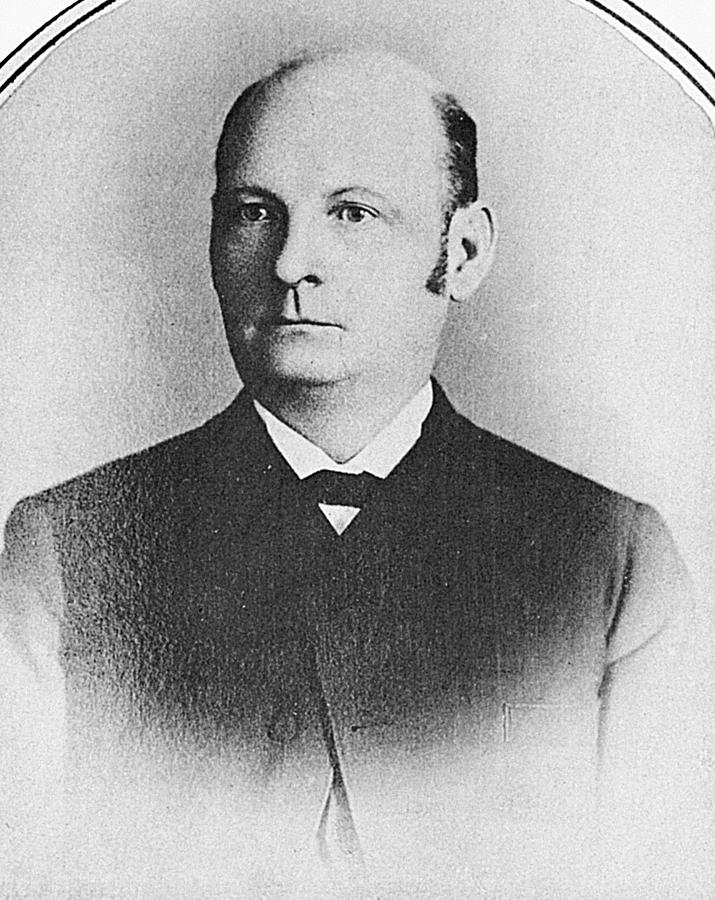 1889 Photograph - Thomas Coleman Younger (1844-1916) by Granger