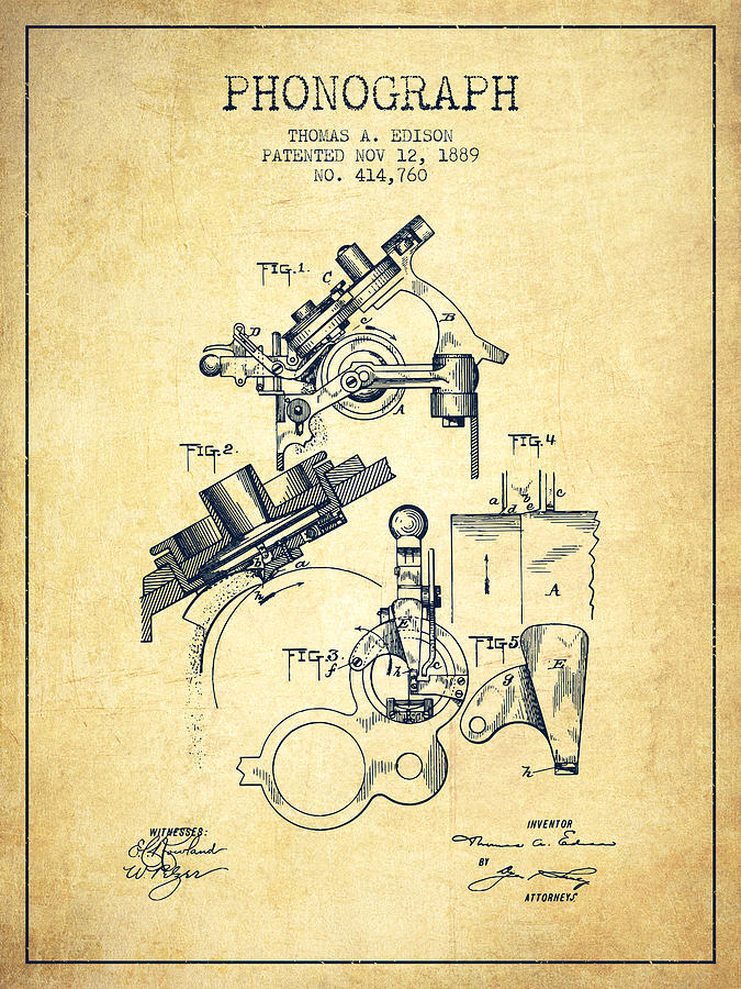 Thomas Edison Phonograph Patent From 1889 Vintage Aged Pixel as well Shure 51 additionally Chiller 20font as well Light Operated Relay as well Teardown of 1980s era wakie talkies and transistor radio. on old radio schematics