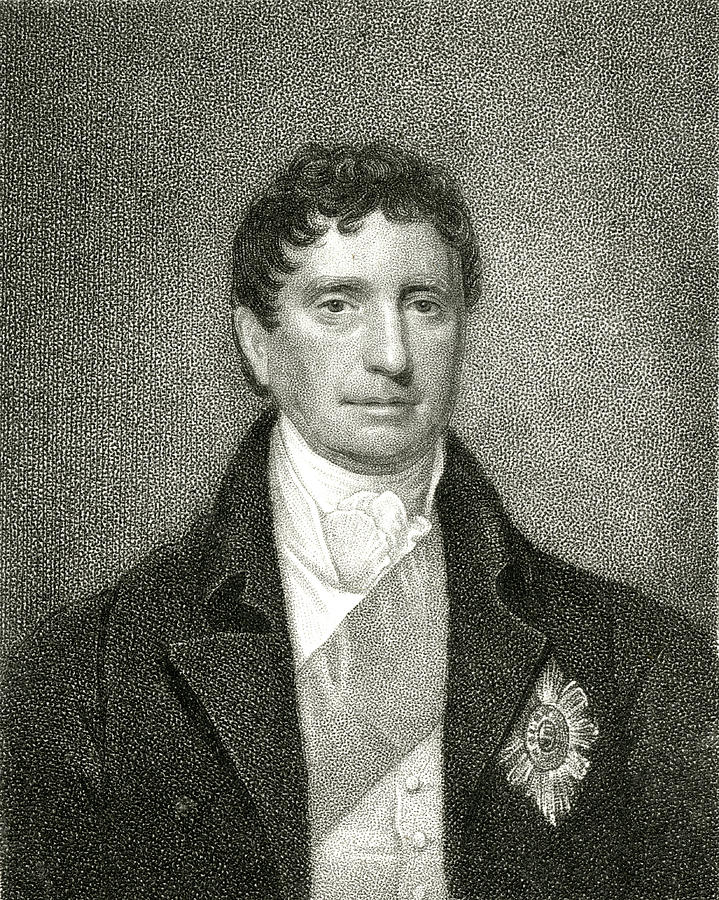 Thomas Erskine (1750-1823), 1st Baron Drawing by Mary Evans Picture Library