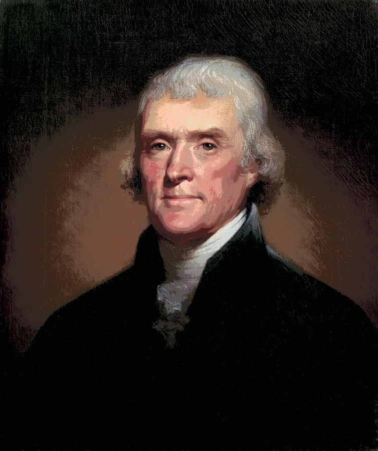 the strong leadership of thomas jefferson as the president of the united states of america The founding fathers were those political leaders of the 13 british colonies in north america who played major roles in the american revolution against the kingdom of great britain and the founding of the new nation after independence was won there were many more than ten founders that had a huge impact on the american revolution, the.