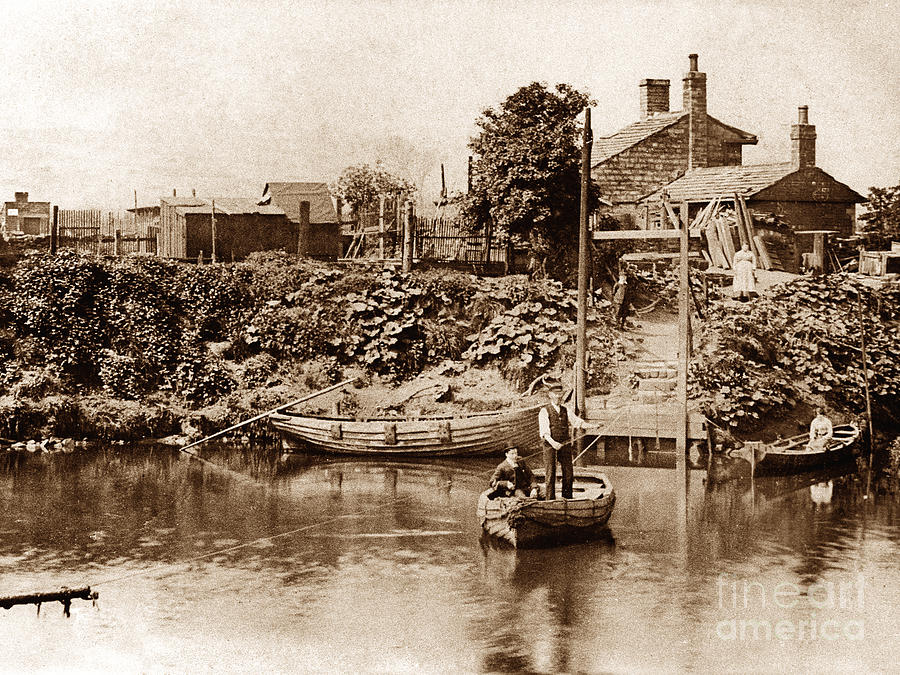 thornhill ferry dewsbury england photograph by the