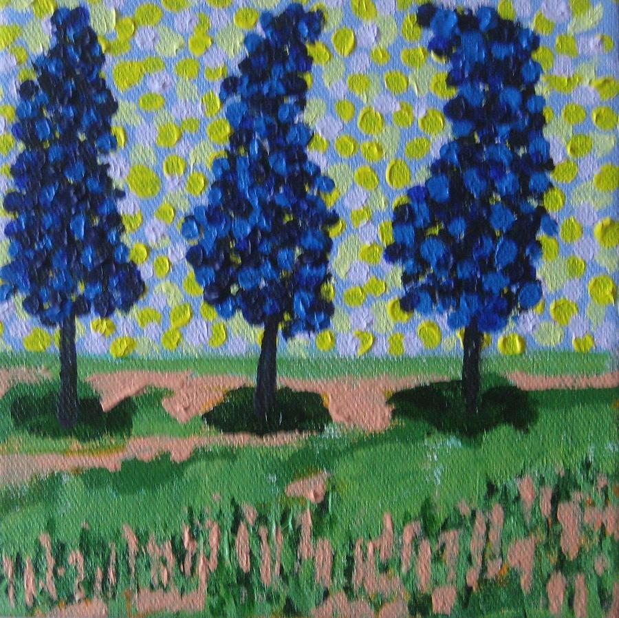 Those Trees I Always See 13 by Edy Ottesen