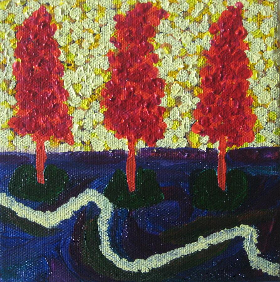 Those Trees I Always See 15 by Edy Ottesen