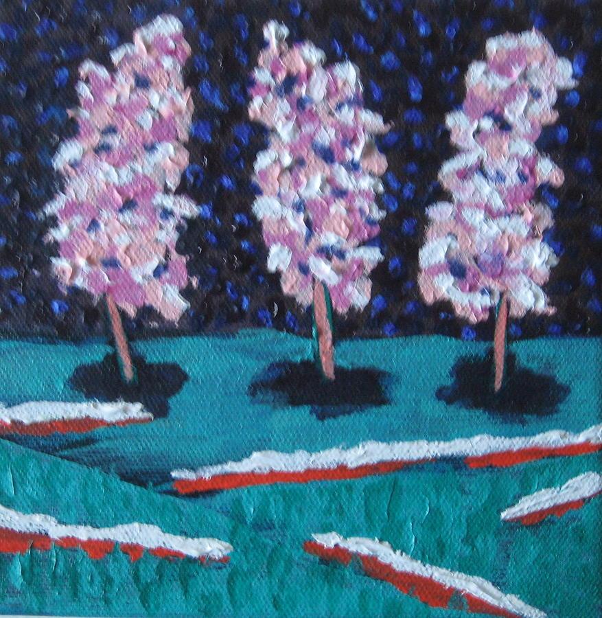 Those Trees I Always See 18 by Edy Ottesen