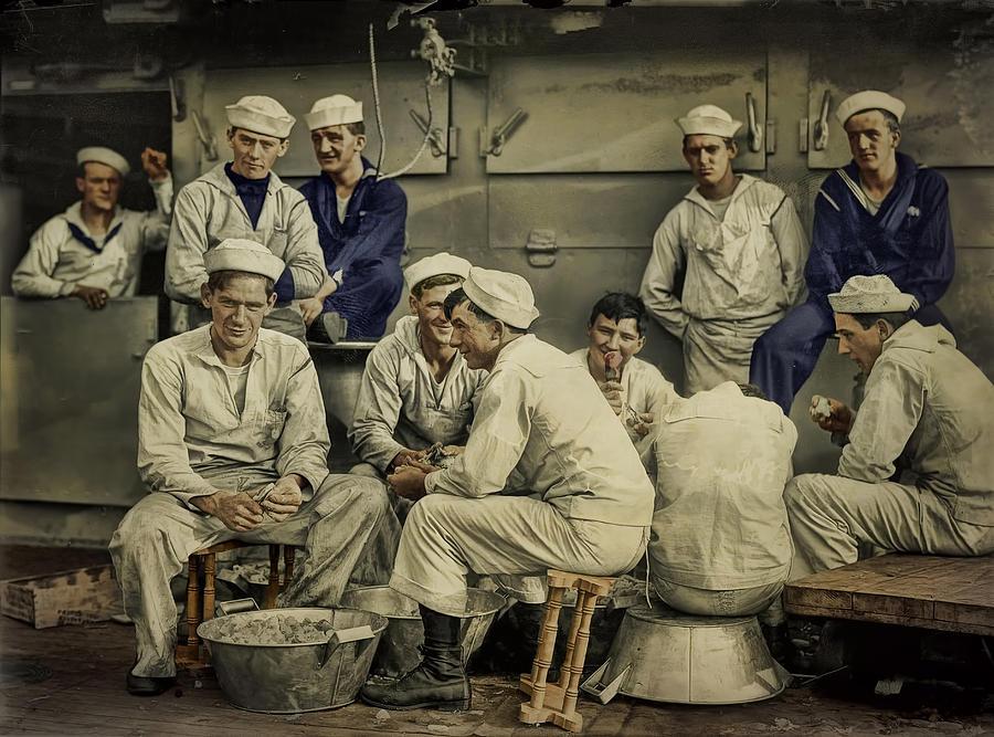 America Photograph - Those Who Served .... by Bob Kramer