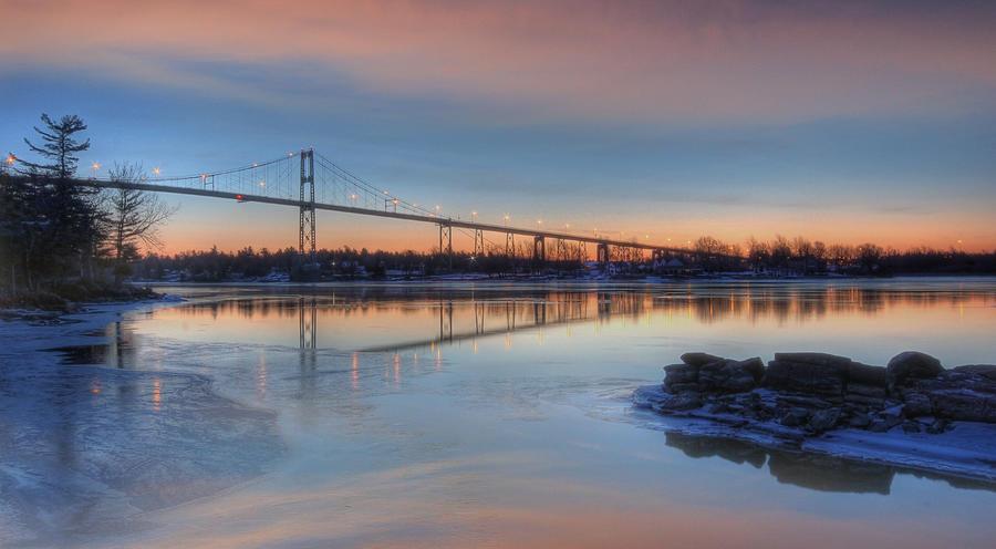 Thousand Islands Photograph - Thousand Islands Sunrise by Lori Deiter