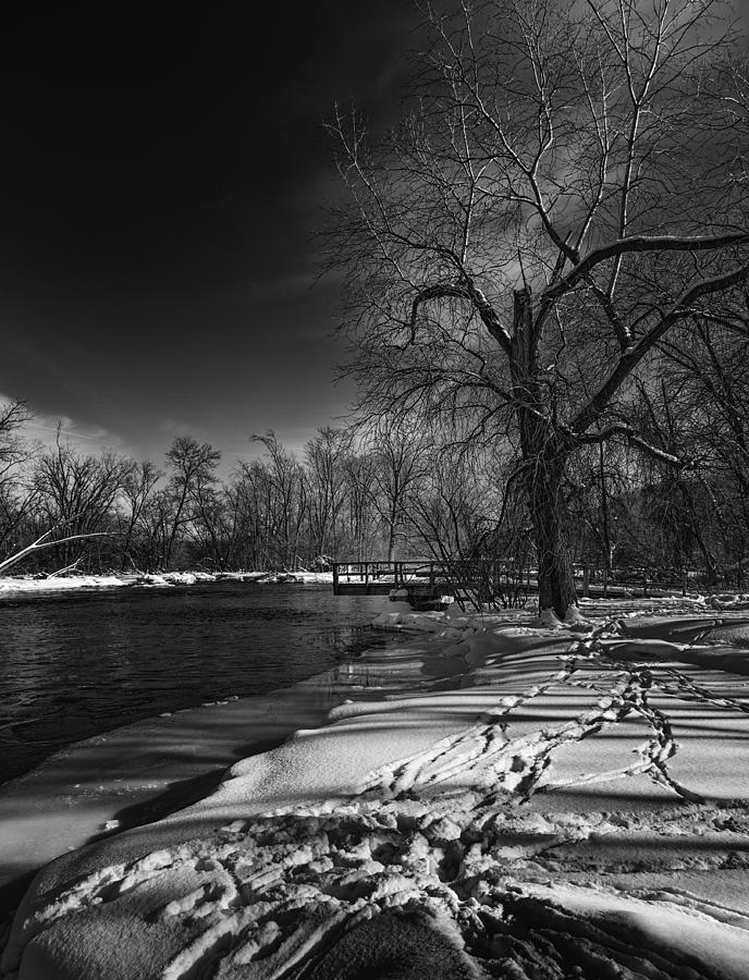 Fox River Photograph - Thousand Islands by Thomas Young