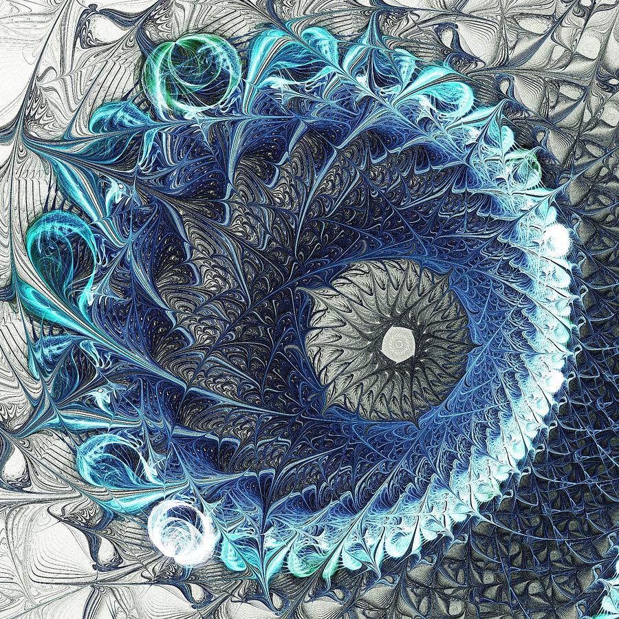 Computer Digital Art - Threadwork by Anastasiya Malakhova